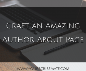 Craft an Amazing Author About Page